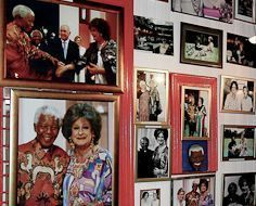 Evita se Perron, a very special small theatre in Darling's old station building. Evita is the much-loved alter-ego of actor and commedian Pieter-Dirk Uys.