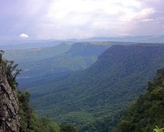 God's Window on the Panorama Route in Mpumalanga, South Africa