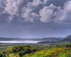 A landscape in the magnificent iSimangaliso Wetland Park - a UNESCO World Heritage Site.