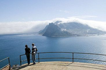 Hout Bay - taking in the view