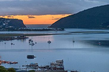 The Knysna Estuary and Heads
