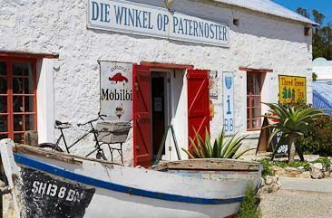 The Shop at Paternoster