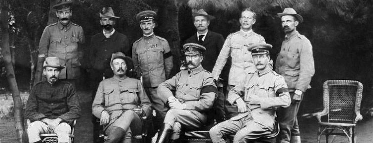 Anglo-Boer War - Middelburg Peace Conference