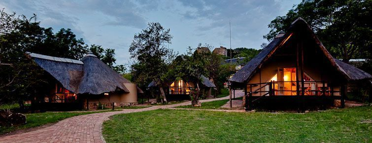 Bongani Mountain Lodge - chalets