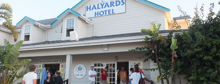 The Halyards Hotel