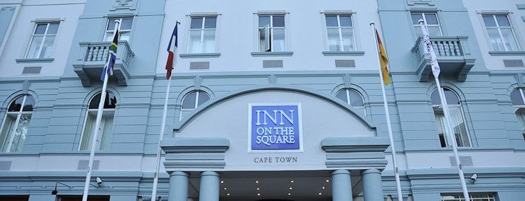 Inn on the Square Hotel entrance
