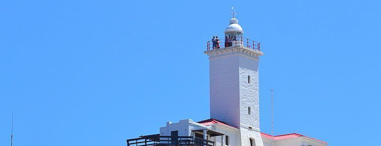 The St. Blaize Lighthouse in Mossel Bay