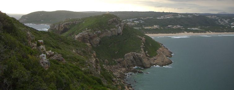 Robberg hiking trail