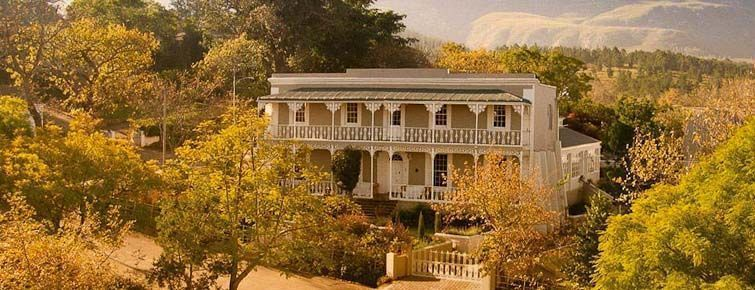 Schoone Oordt Country House in Swellendam